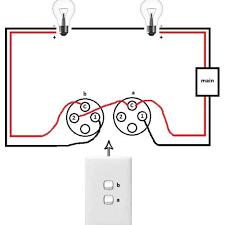 hpm light switch wiring diagram ceiling fan switch wiring diagram how to wire a double switch to two separate lights at Wiring Diagram Double Light Switch