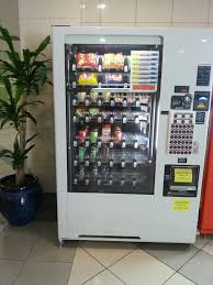 2nd Hand Vending Machine Best FnB Vending Machine