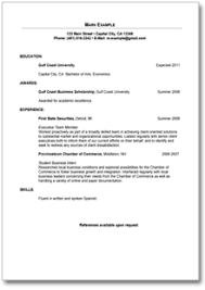 entry level resume samples for a resume sample of your resume 8 - Sample  Entry Level