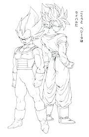 Coloring Pages Coloring Pages Dragon Ball Super Coloring Pages Goku