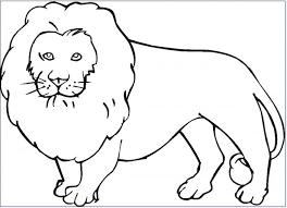 Disegni Da Colorare Tema Animali Settemuseit