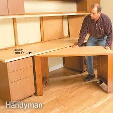 building office desk. how to build office desk photo building