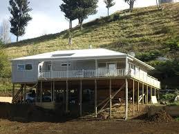 pole house beach house builders sustainable pole house pole house designs nz