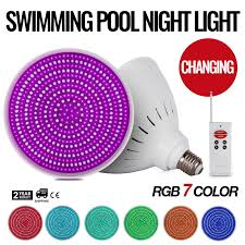 How To Change Light Bulb In Swimming Pool Details About Par56 Color Change Swimming Pool Replacement Led Light Bulb For Pentair Hayward