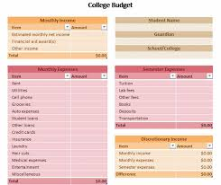 budgeting or personal finance for college students budgeting activity for college students under fontanacountryinn com
