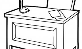 desk clipart black and white. Delighful Black On Desk Clipart Black And White S