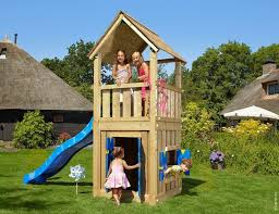 outdoor playhouse with slide outdoor playhouses diy indoor playhouse canadian playhouse factory