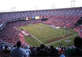 San Francisco 49ers Candlestick Park Seating And Ticket
