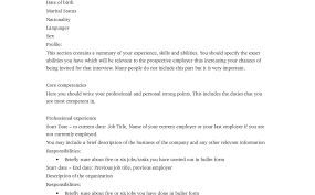 Resume Builder Template Free Microsoft Word Choice Image