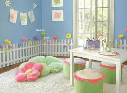 Playroom Ideas For Girls - Home ACT