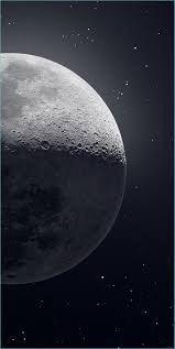 Cropped Moon IPhone X Wallpapers ...