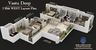 3 bedroom house plans per vastu unique floor plans vastu deep
