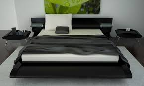 delighful black modern bedroom furniture pallet to design