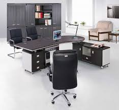 fresh home office furniture designs amazing home. Amazing Furniture Modern Beige Wooden Office. Exotic Dark Office Set For Interior Fresh Home Designs