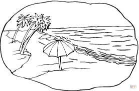 Small Picture Beach Ball Coloring Page Printable Archives At Beach Ball Coloring