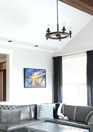 ceiling paint finish living room with flat finish ceiling paint no sheen gray owl walls white