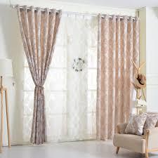 Living Room Curtain Panels Online Get Cheap Brown Curtain Panels Aliexpresscom Alibaba Group
