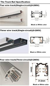 how to wire track lighting.  Wire 3 Wire Switch Way Wiring Wall Three Switches One Light  Pole Two Diagram Inside How To Track Lighting