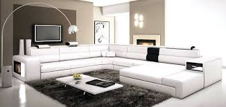 genuine and leather corner sectional sofas extra large sofa throws australia with attached table p