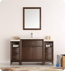 The Fresca Cambridge Transitional Bathroom Vanity