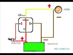 air horn relay wiring diagram data wiring diagrams \u2022 Air Compressor T30 Wiring-Diagram hella horn relay wiring diagram sample wiring diagram collection rh galericanna com air horn compressor relay