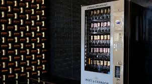 Champagne Vending Machine Awesome Las Vegas Now Has A Moët Chandon Champagne Vending Machine