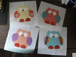 Quilt square. -Used different fabric. It's really cute and the ony ... & pattern for an owl quilt-applique Adamdwight.com