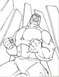 Small Picture Incredible Hulk Coloring Page Coloring Page Free Hulk Coloring