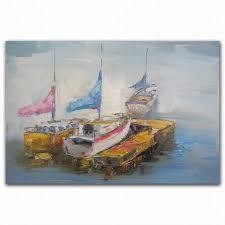 sailing boats abstract paintings whole abstract suppliers alibaba