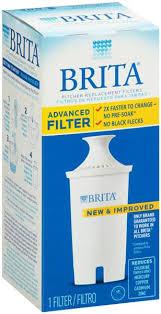 Brita water filter replacement Packaging Brita Pitcher Replacement Water Filter Brita Brita Pitcher Replacement Water Filter Hyvee Aisles Online