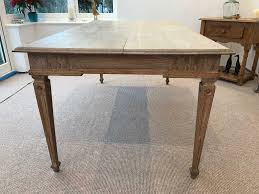 Antique Limed Oak Dining Table 150 Or Reasonable Offer In Tunbridge