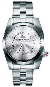 christian dior mens stainless steel 36mm chiffre rouge automatic christian dior chiffre rouge 36mm cd084211m001