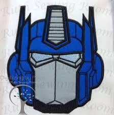Optimus Prime Embroidery Design Pin By Sophia Norin On Lasercut Ideas Machine Embroidery