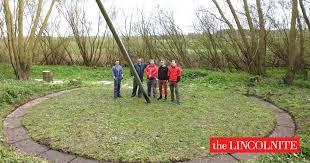 lincoln charity re forgotten sundial