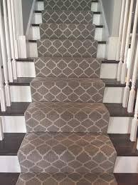 stair rug runner pattern
