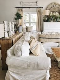 cover furniture. Farmhouse Decor From Ikea Ger Home Projects Love Seasonal Decorating With  Slipcovers And Accessories Chaise Slipcover Cover Furniture