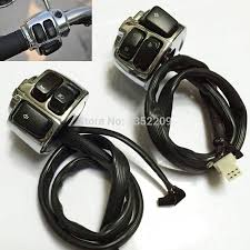 compare prices on wire harness cover online shopping buy low Wire Harness Cover pair chrome motorcycle 1\