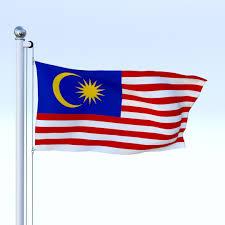 Malaysia Flag Design Vector Animated Malaysia Flag Animated Malaysia Flag