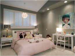 Indulgence of colors in teenage girls bedroom ideas