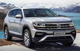 2021 Volkswagen Atlas Vw Suv Models Suv Models Volkswagen New Cars