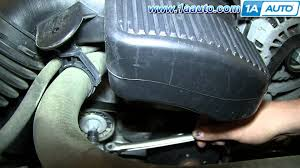 how to install replace change engine serpentine belt 2007 13 chevy how to install replace change engine serpentine belt 2007 13 chevy silverado gmc sierra