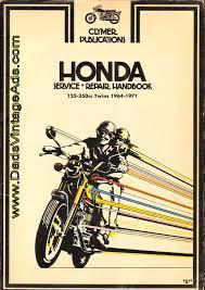 vintage honda motorcycle ads. 19641971 honda 125350cc twins cylmer service repair handbook vintage motorcycle ads