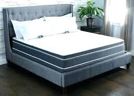 Metal Bed Frame Diy Stainless Steel Designs Sleep Number Headboard ...