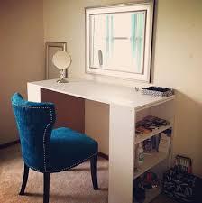 easy diy vanity table