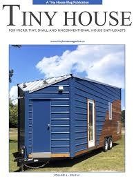 tiny house magazine. Beautiful Tiny A Peek Inside Tiny House Magazine 41
