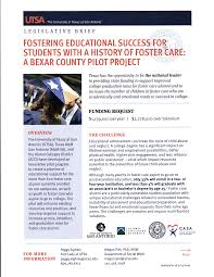 Fostering Educational Success