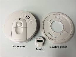 firex replacement kit to replace old firex 120v ac wire in smoke alarm Smoke Detector Electrical Wiring at Smoke Detector Wiring Harness