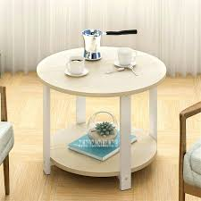 h15 modern concise small round table bedroom coffee table living end tables for living room