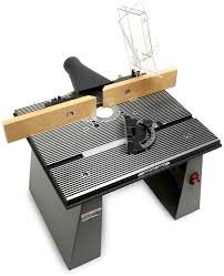 table router. porter-cable 698 bench top router table - portercable amazon.com