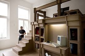 award winning office design. Nothing Cardboard Office Interior By Alrik Koudenburg And Joost Van Bleiswijk Award Winning Design